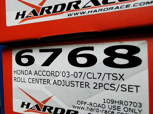 HR front roll center adjuster