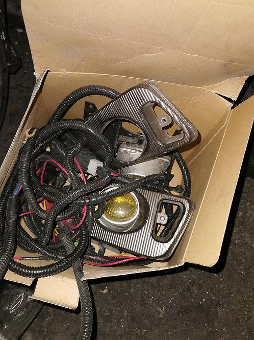 Jdm Honda Civic Eg6 fog lamp kit
