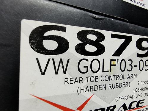 HR rear adjustable toe arm kit golf/jetta 5/6