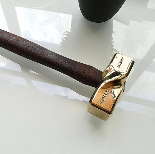 Brass Soft Face Hammer