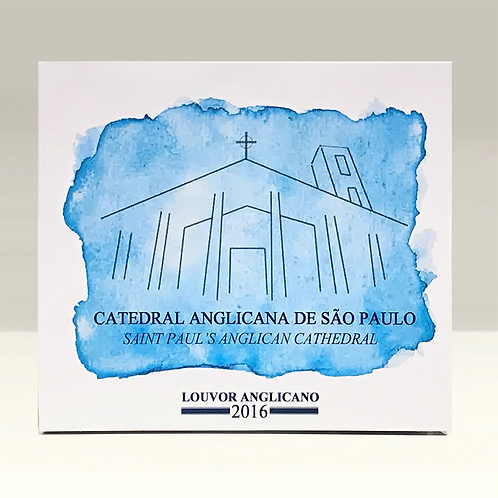 CD  LOUVOR DA CATEDRAL - 2016