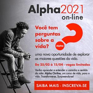 Alpha 2021 - On-line