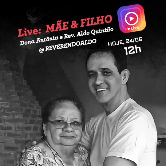 Live: Mãe & Filho - 24/06 - 12h