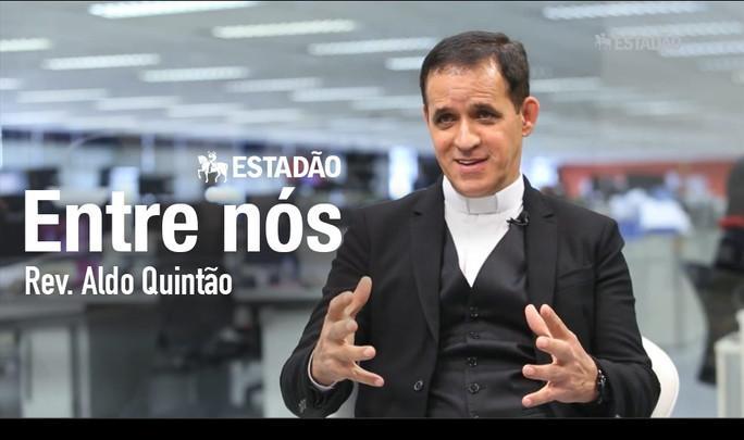 'Entre Nós' recebe Reverendo Aldo