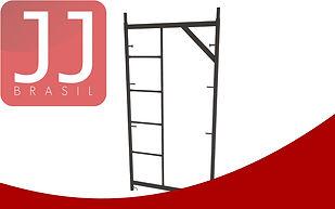 JJ Brasil - Produtos para Andaime Fachadeiro | Elemento Vertical com Escada