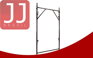 JJ Brasil - Produtos para Andaime Fachadeiro | Elemento Vertical sem Escada