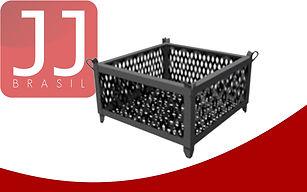 JJ Brasil - Produtos para Andaime Multidirecional   Container