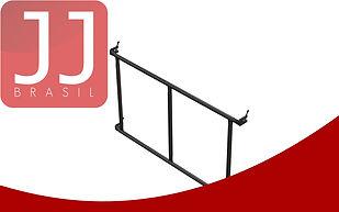JJ Brasil - Produtos para Andaime Fachadeiro | Guarda Corpo Lateral
