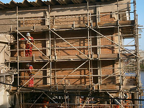 JJ Brasil - Montagens e Locações Industriais, Isolamento Térmico, Montagem de Andaimes, Locação de Andaimes, Projetos de Andaimes e Pintura Industrial