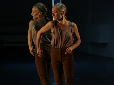 לרקוד עם זיכרונות הגוף