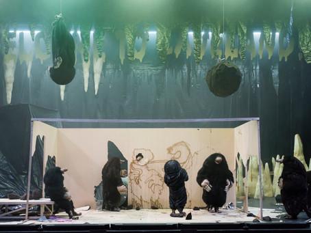 תיאטרון חושי, דרמה קולית