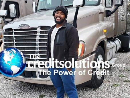 Customer Buys brand New Truck in under 95 days