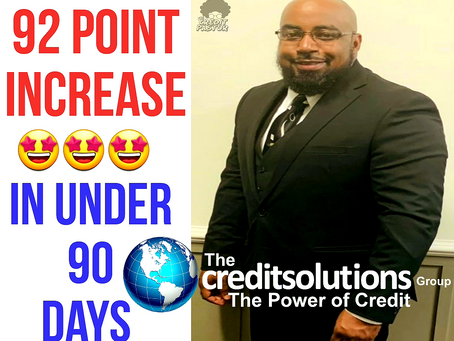 Wow Powerful Praise Report❗❗❗our client Pastor Thomas Carter