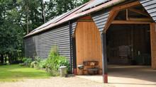 Captains Wood Barn