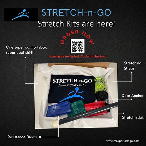 STRETCH-n-GO Stretch Kits