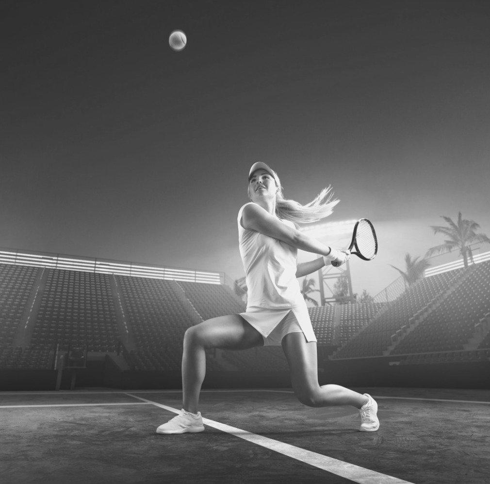 Tennis ScoreCard Package