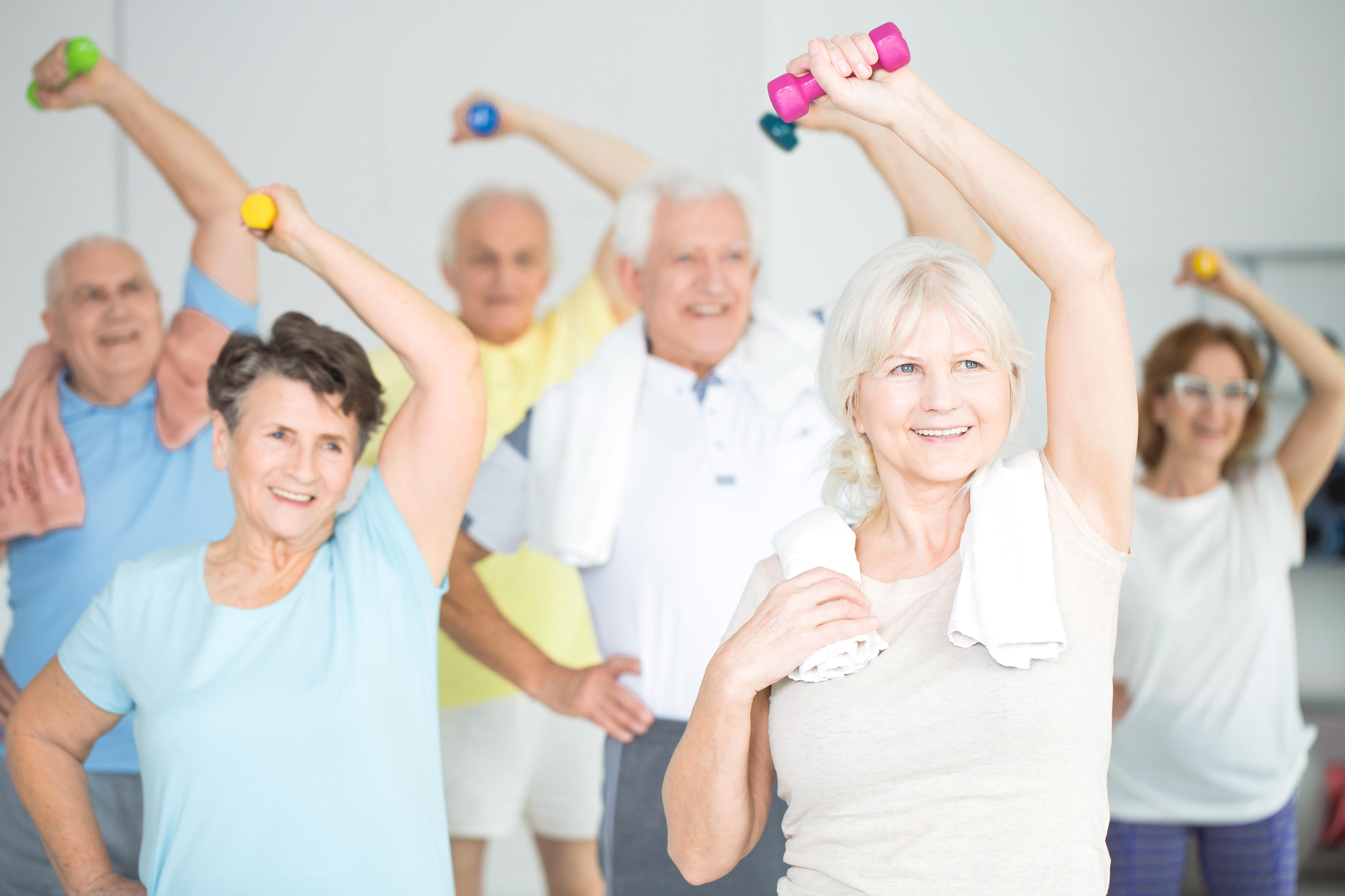 Active Renew Fitness Class