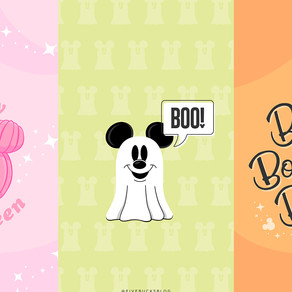 Disney Halloween Inspired Wallpapers for Your Phone