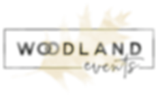 Woodland Events Logo