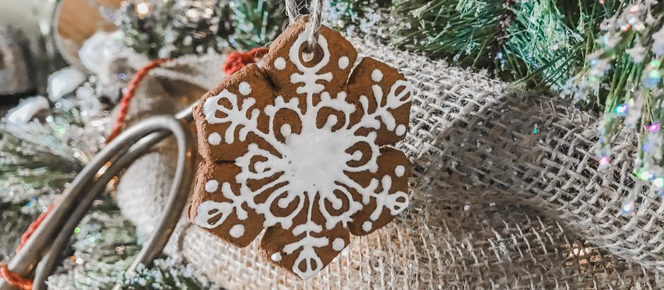 Classic Cinnamon Ornaments