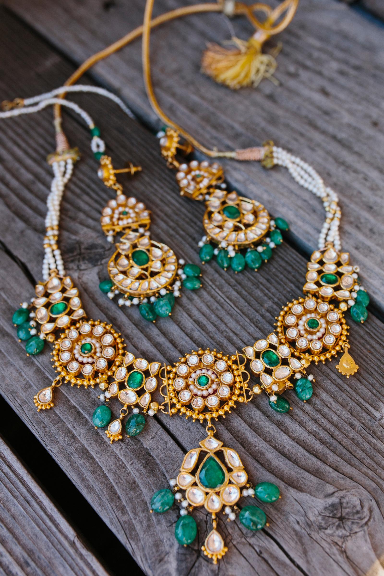Hindu Wedding Jewelry