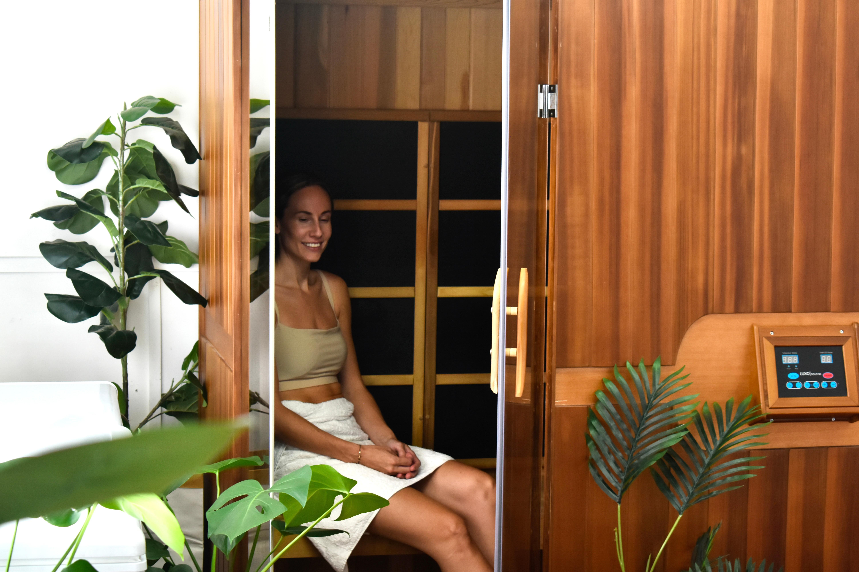 Infrared Sauna - Members