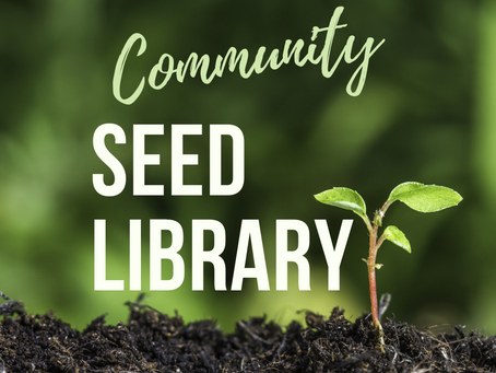 NEW! Seed Library @ CSL