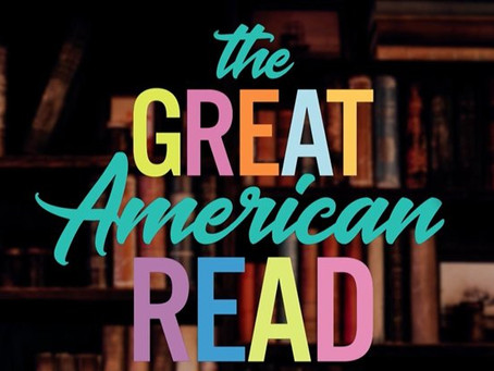 The Great American Read is on!