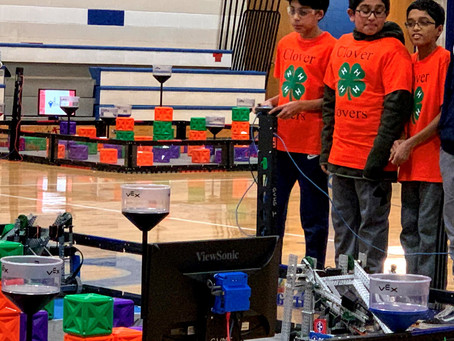 Robotics Winners!