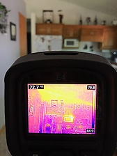 Infrared inspection,  Green Bay Home Inspection, Appleton Home Inspection, Best home inspector,