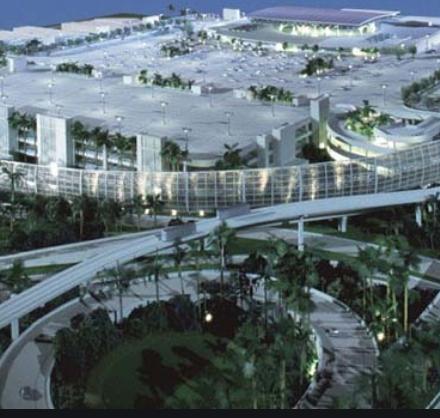 Miami Intermodal Center- Car Rental Facility