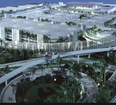 Miami Intermodal Center- Car Rental Facility