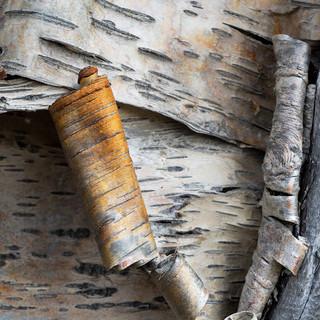 Birch peel