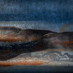 Iron landscape