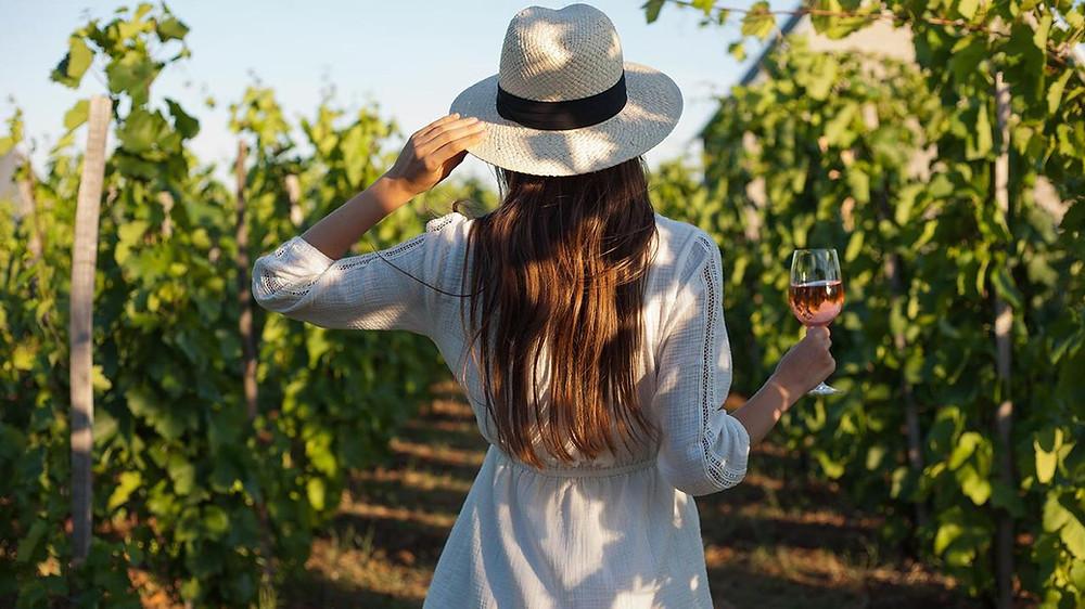 As mulheres cada vez mais estão no protagonismo no mundo dos vinhos