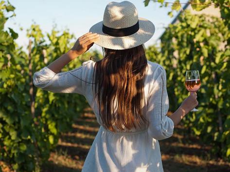 Mulheres do vinho: elas dominam as taças