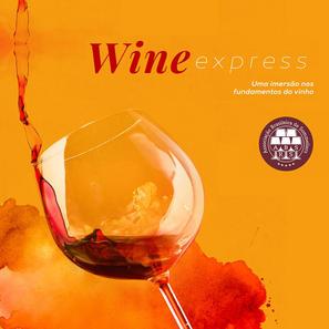 WINE EXPRESS - Curso Intensivo de Vinhos Online