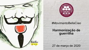 Encontro 5 - Harmonização de guerrilha