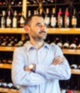 Marcelo Vargas - Professor de sommelier em vinhos