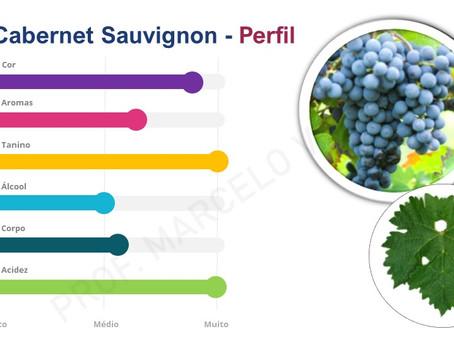 Cabernet Sauvignon - Uva mais cultivada do mundo