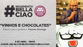 Encontro 10 - Vinhos e chocolates