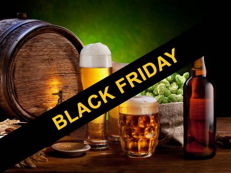 Curso Intensivo de Cerveja - Black Friday