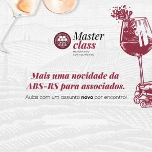 Masterclass - Aulas Exclusivas de Vinhos