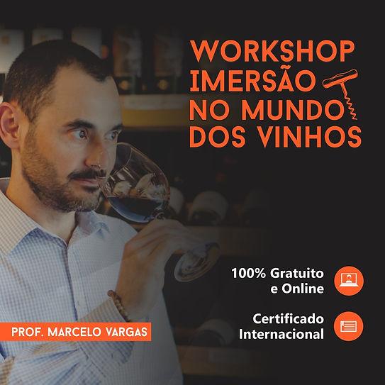 Redes Sociais - WorkShop - Premium - Mar