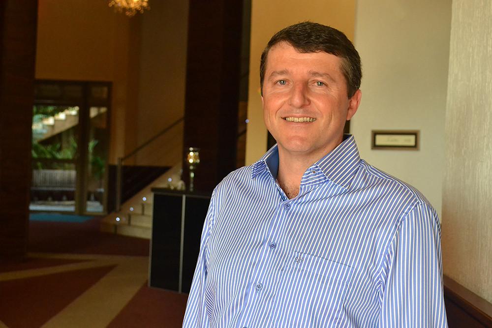 Enólogo Márcio Brandelli