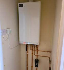 Intergas Xclusive 36 Combi Boiler