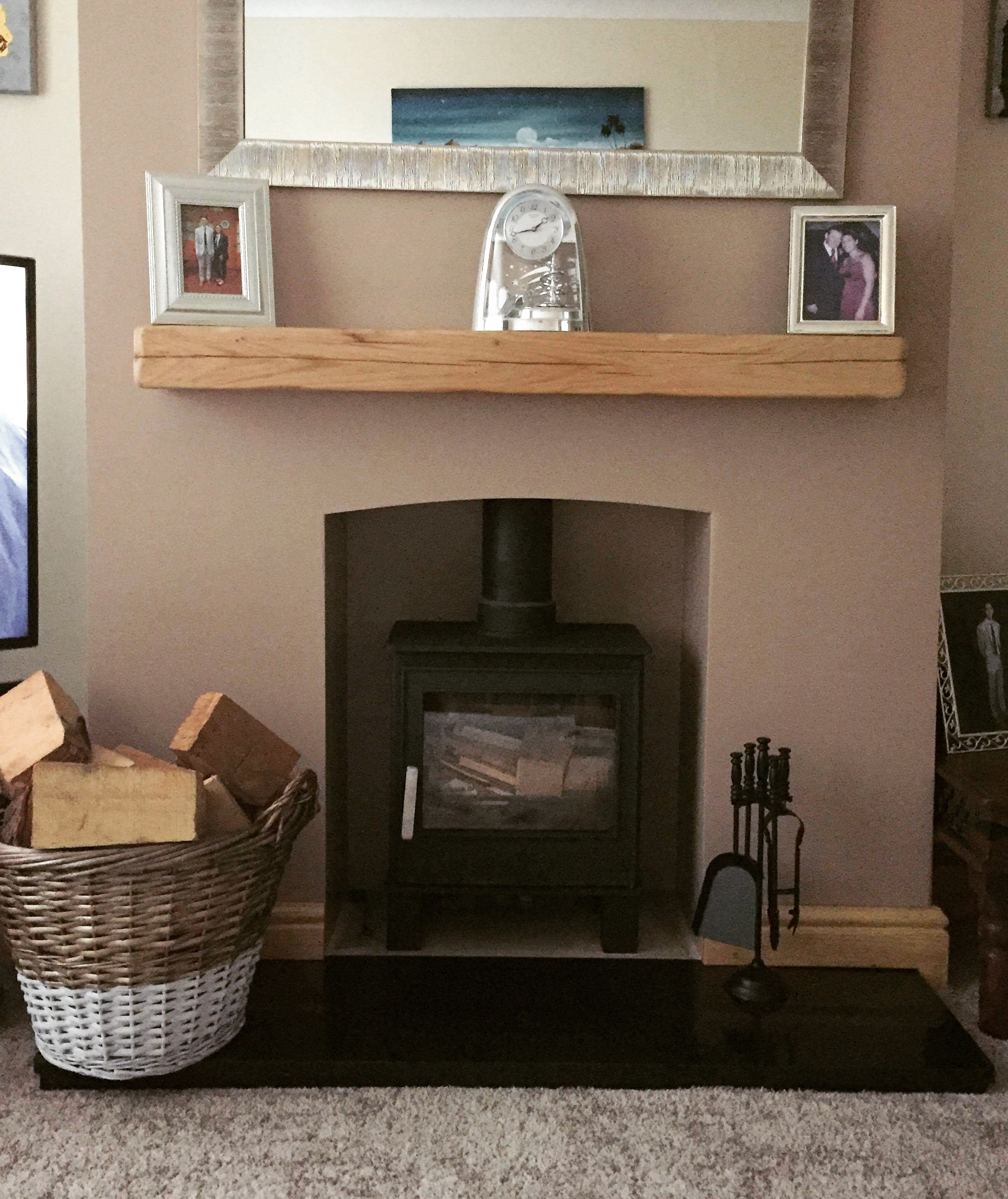 Flavel Multi-Fuel Stove Install