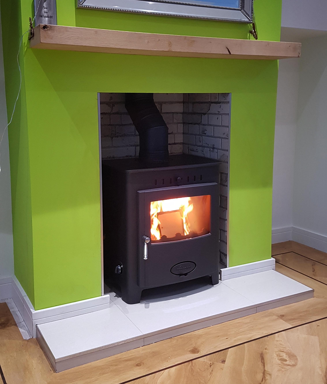 Boiler Stove Install