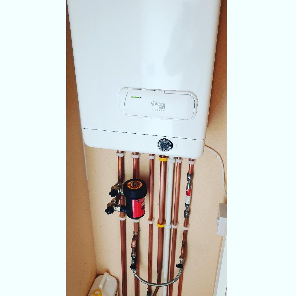 Vokera LPG Combi Boiler