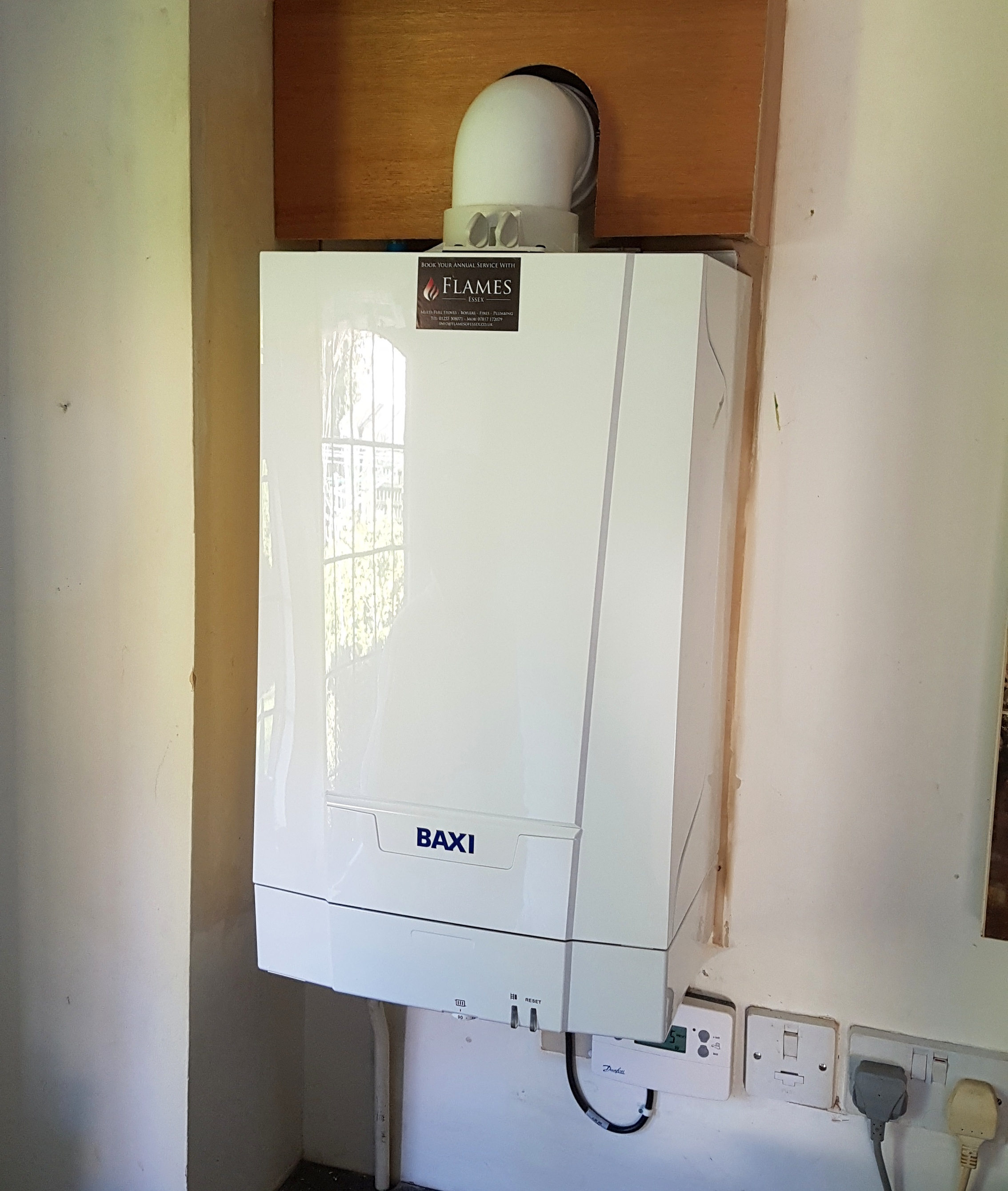 Baxi EcoBlue Heat Only Boiler